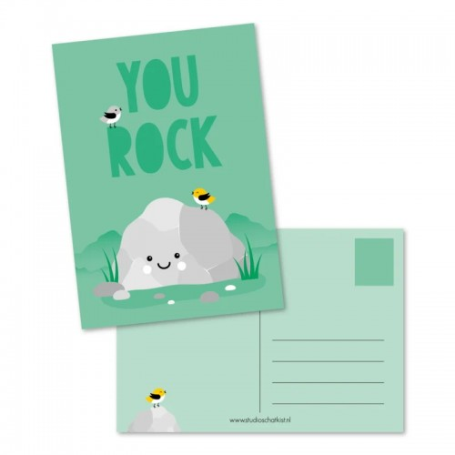 you rock| Studio Schatkist