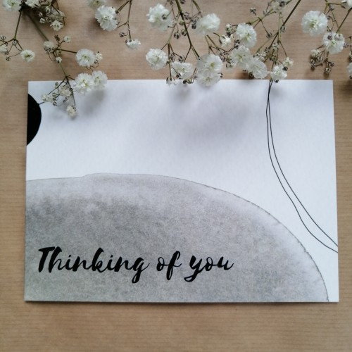 Kaart | Thinking of you
