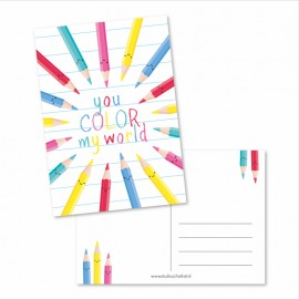 You color my world | Studio...