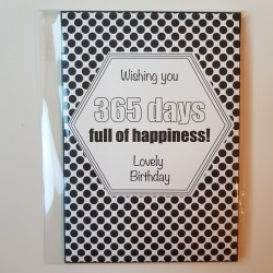 365 days of happiness|...