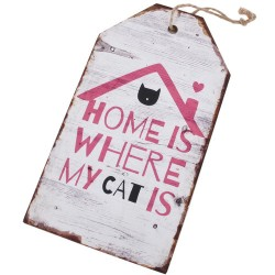 Home is where my cat is |...