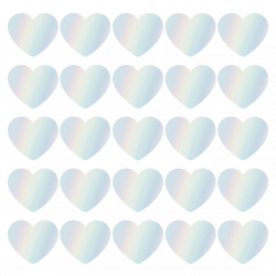 Hearts Holographic |...