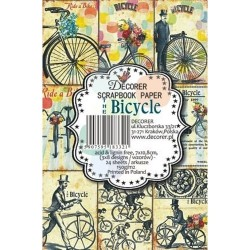 Decorer Bicycle Paper Pads...