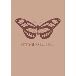 Set yourself free | Nude