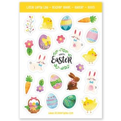 Easter | Stickervel...