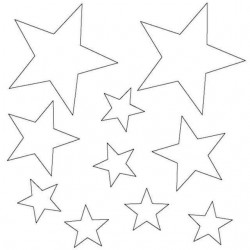 Memory Place Stars Clear...