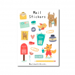 Mail | Stickervel Only...