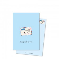 Happy mail for you | Kaart...